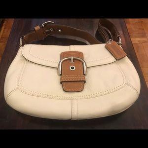 💻CYBER SALE-LAST DAY💻Coach Soho Saddle Bag-NWT